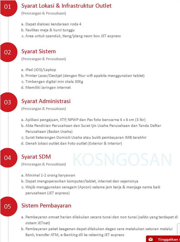infografis j&t