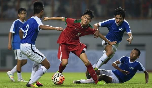 Yes! PSSI Usahakan Laga Timnas Indonesia U-16 di Piala AFF Siaran Langsung