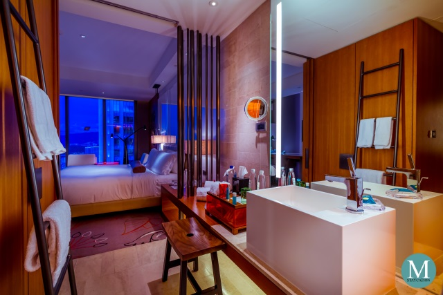 Wonderful Room at W Taipei