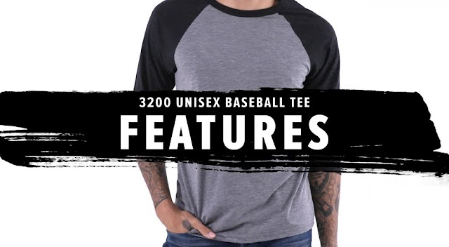 All About a Raglan (Baseball) Tee