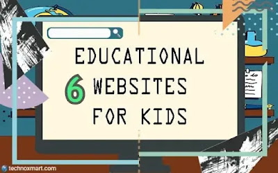 popular educational websites and applications for childrens