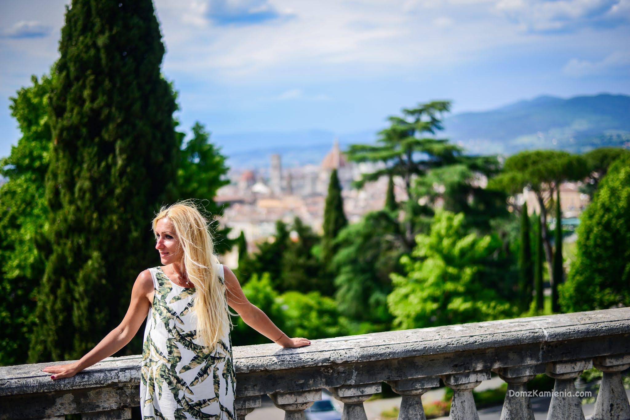 Dom z Kamienia blog - Sekrety Florencji