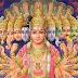 Vishnú, el dios encargado de preservar el orden en el universo
