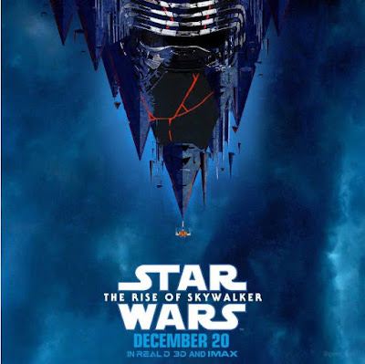 A new IMAX poster for Star Wars: The Rise of Skywalker