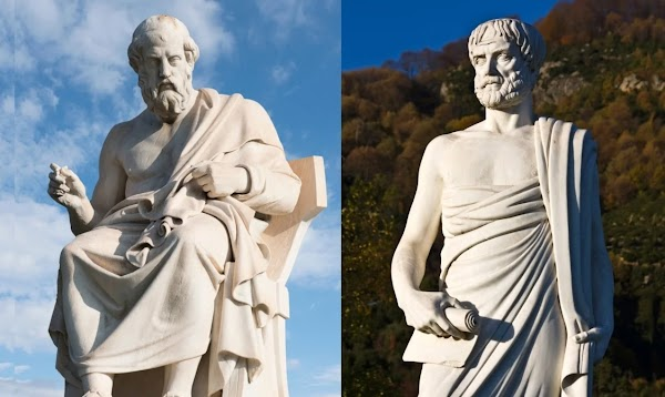 Platón y Aristóteles | Obras digitalizadas