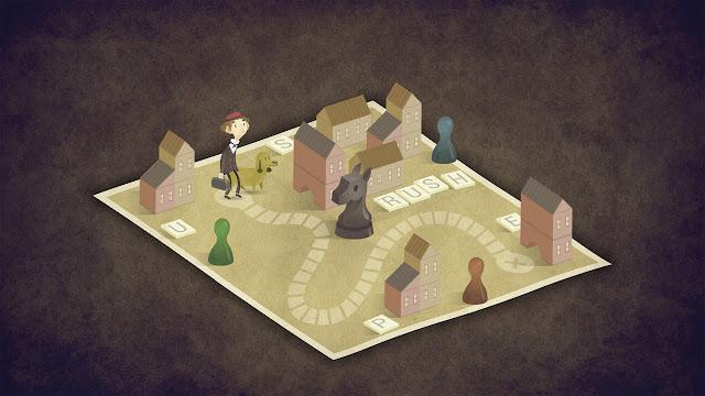 PC surrealist puzzle game review