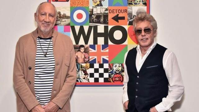 """THE WHO: Ακούστε το νέο κομμάτι """"All This Music Must Fade"""""""