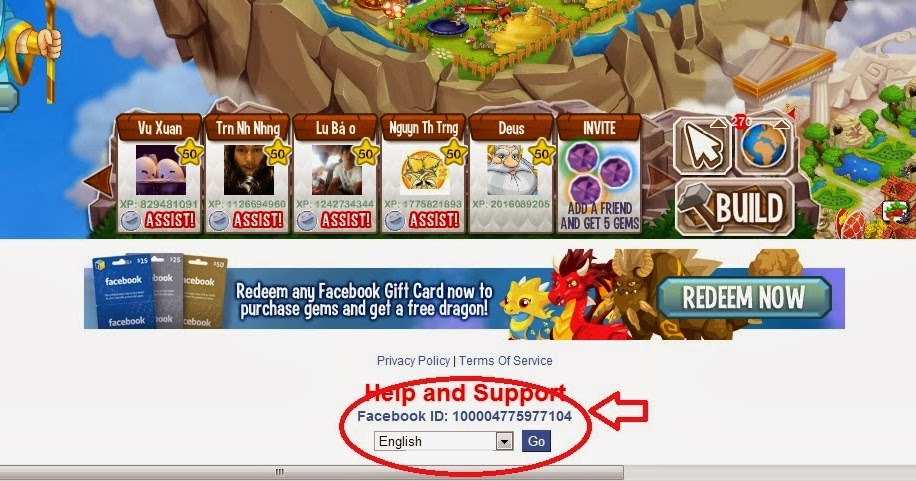 🔥 How to Create Token Link to get SessionId and FacebookId Dragon City