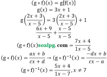 jawaban soal unbk 2017 matematika ipa