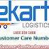 Find Ekart Logistics Customer Care Number, Chat, Email | Track Your Courier Online