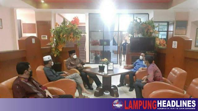Sekdakab Pringsewu Agendakan Kunjungan ke Kafilah STQ Lampung