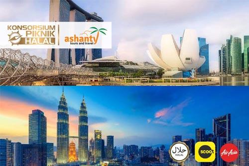 paket tour surabaya singapore malaysia