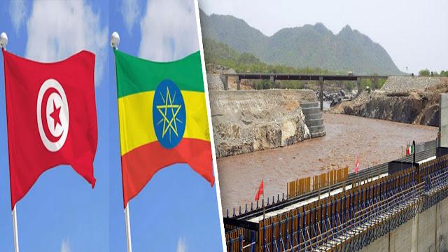 سد النهضة أثيوبيا تونس ـ Barrage de la Renaissance Tunisie - Ethiopie