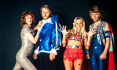 image of the music group ABBA
