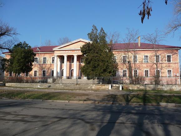Николаев. Дом офицеров флота
