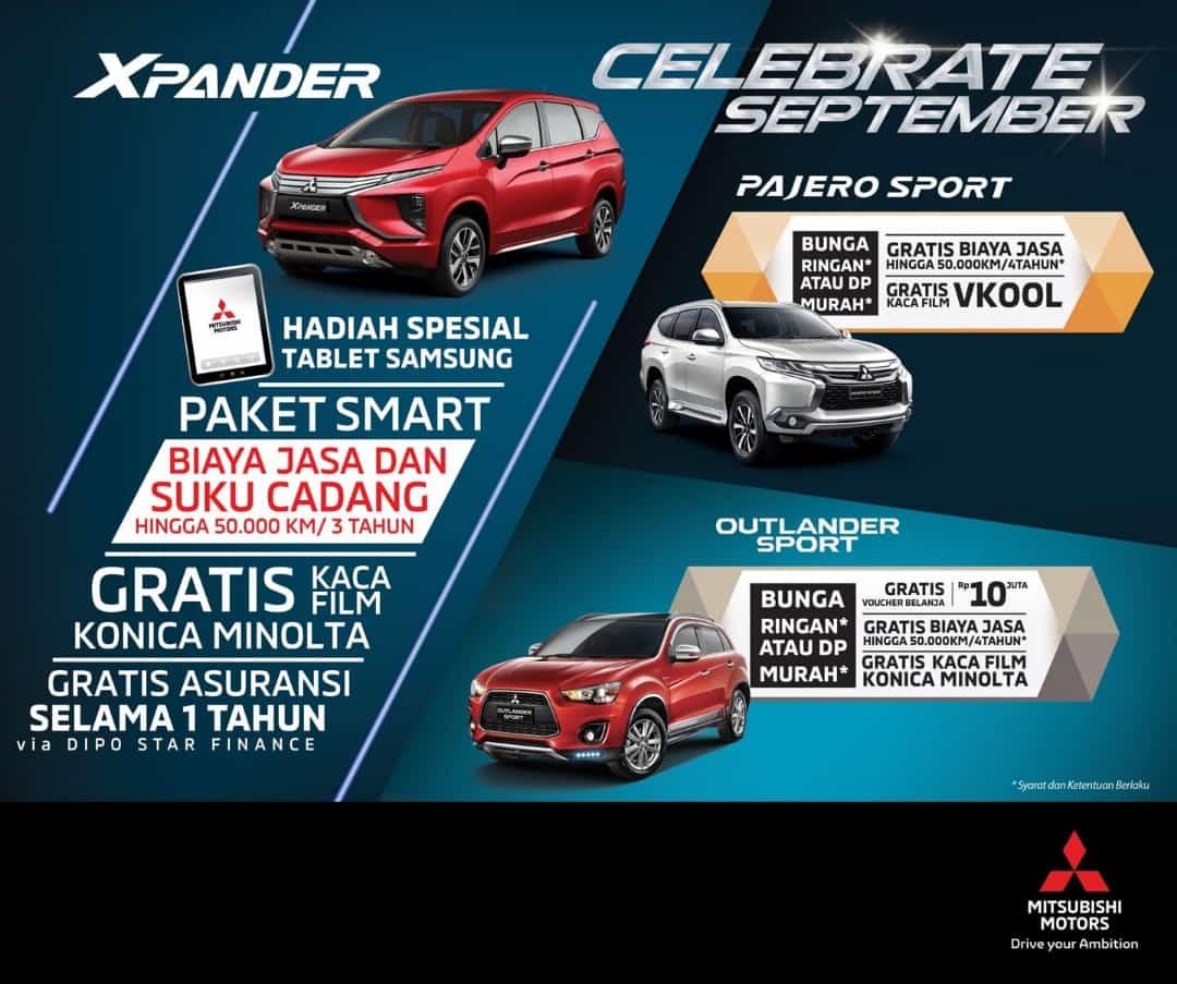 Promo Ceria Mitsubishi Bintaro