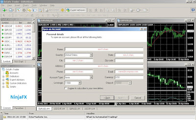 Install MetaTrader 4 pada OS Windows