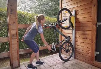 PARKIS - Elevador de Bicicletas que Ahorra Espacio