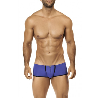 Intymen Pouch Mini Boxer Royal Blue