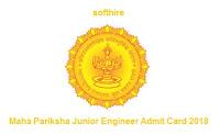 Maha Pariksha Junior Engineer Admit Card