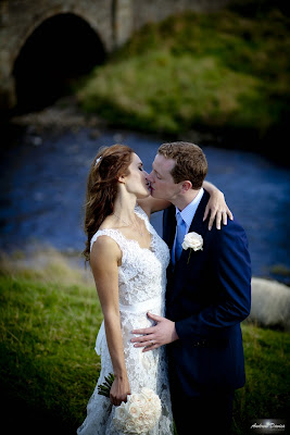 yorebridge house northumberland wedding photographer
