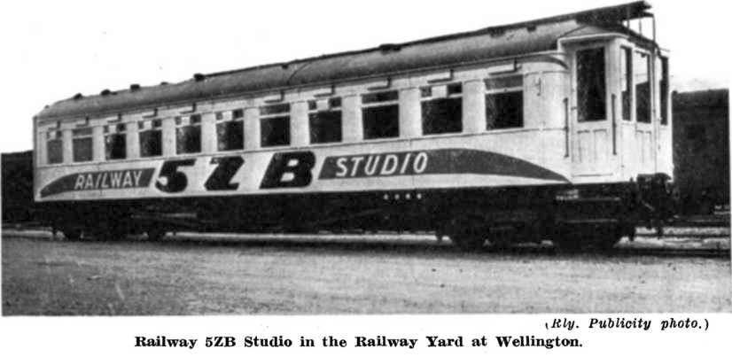 5ZB - Radio on the Rails