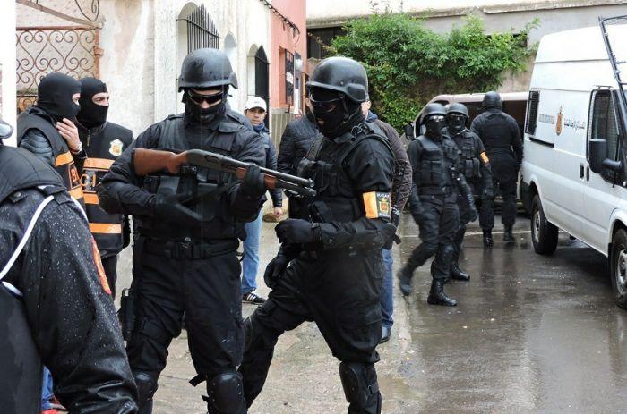 Cellule terroriste démantelée à Nador et Berkane : Localisation dans la province de Driouch de deux sites où étaient menées des expériences de fabrication d'explosifs