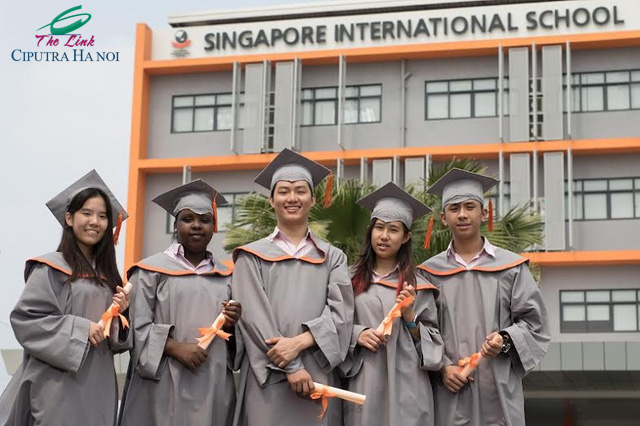 Trường quốc tế Singapore - Ciputra