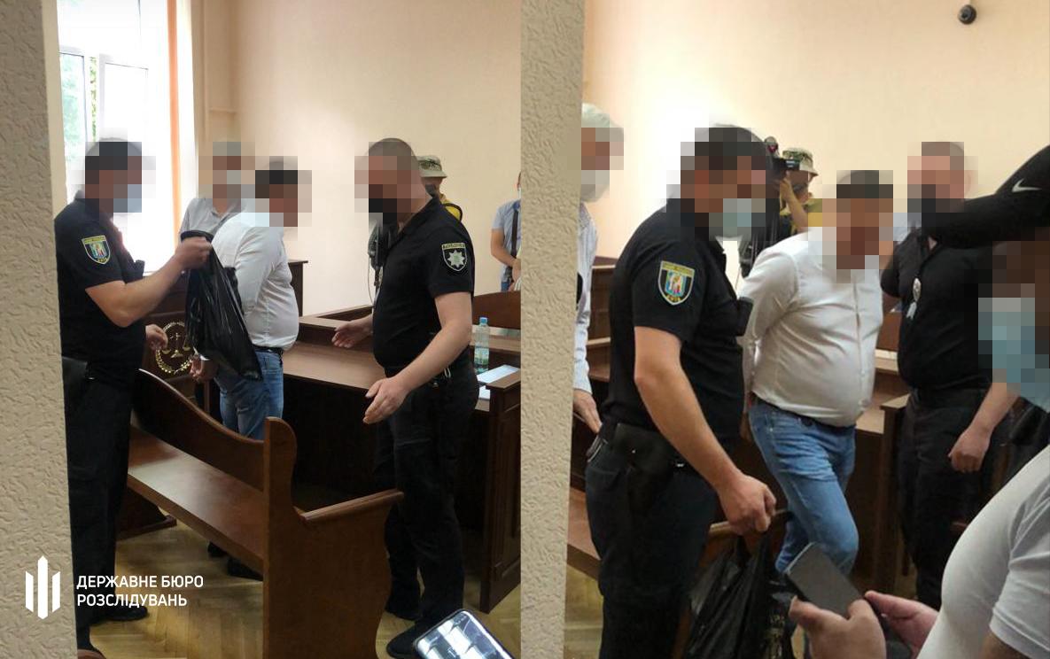 Суд заарештував голову правління ПрАТ Кузня на Рибальському