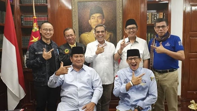 <i>Prabowo Sandi are Cult Brand</i>