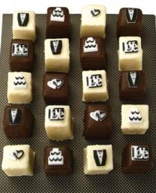 11 Docinhos e petit fours variados...!