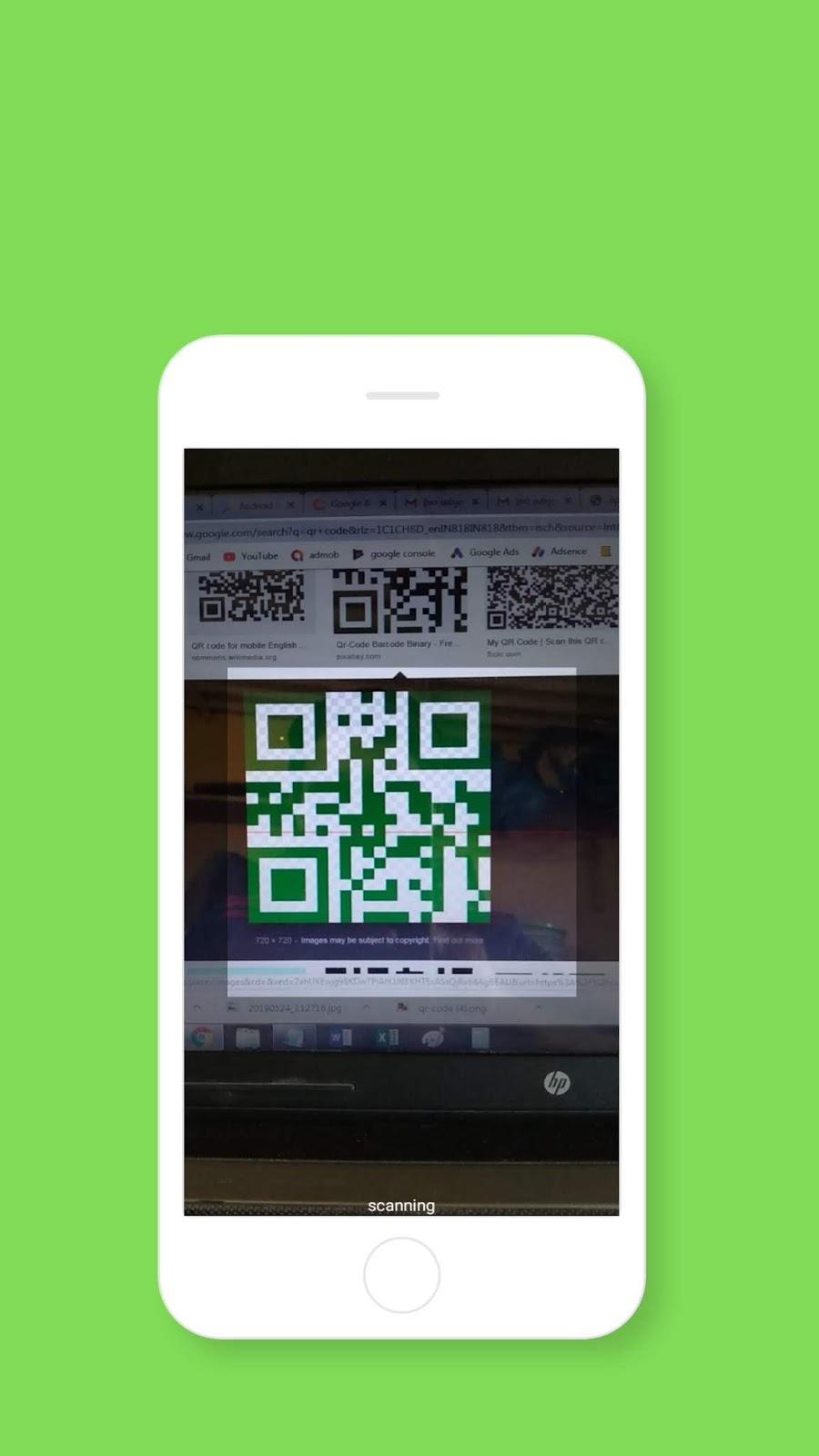 Free QR Code Scanner Reader and Generator | QR Code Maker ~ Tricky