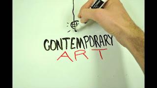 Modern Art vs Contemporary Art