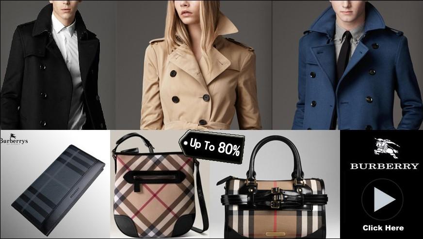 burberry online shop outlet