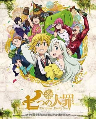No Taiza es un anime shonen de fantasía