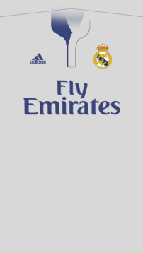 90ce3f0c947fd Wepes Sport  Uniforme Real Madrid - Pes 2017 (PC PS3)