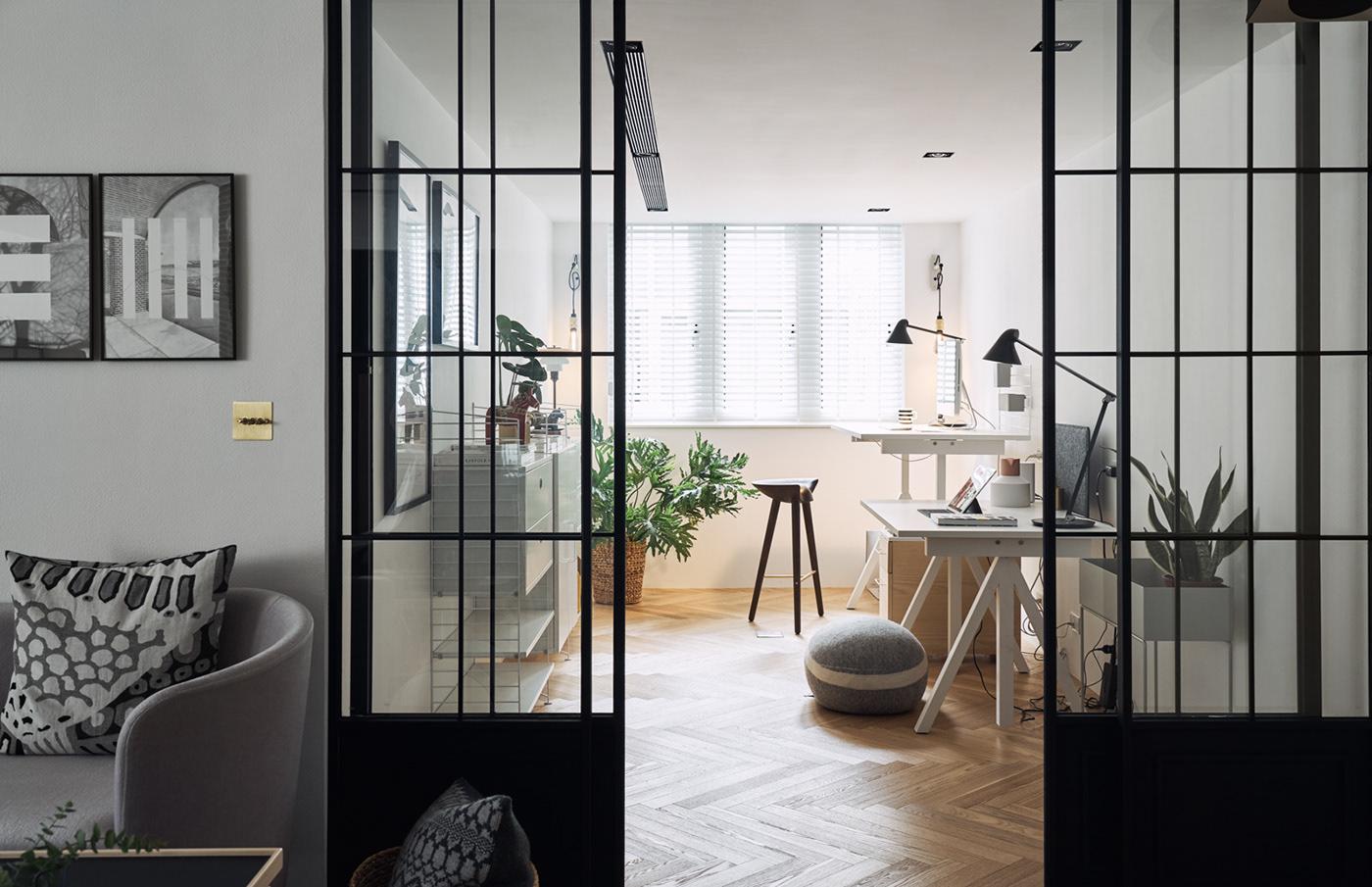 Thiết kế nội thất, thi công nội thất Vinhomes Nguyễn Chí Thanh