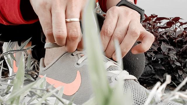 Perbedaan Sepatu Lari dan Sepatu Jalan