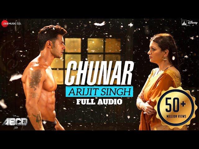 Chunar Song Lyrics - Arijit Singh