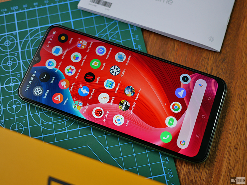 realme C11 Review - High-performance homeschooling budget smartphone