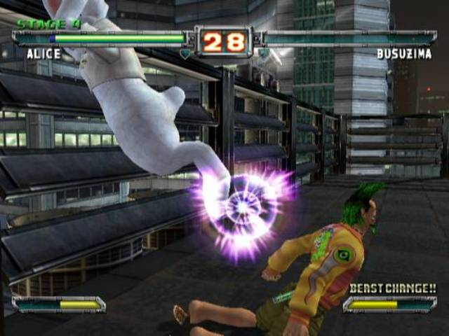 Bloody Roar Primal Fury PC Games Gameplay