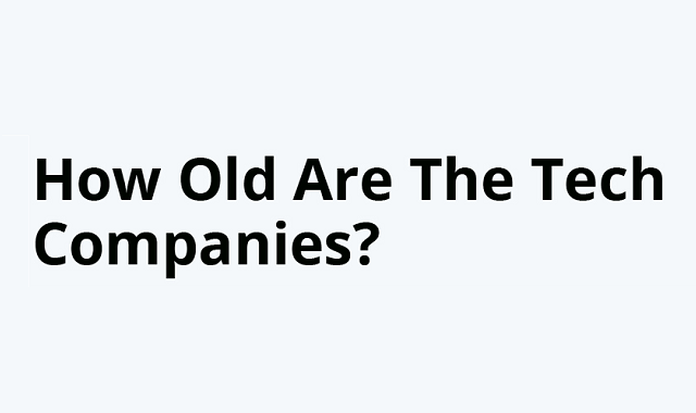 How long have been the giant tech companies in existence?