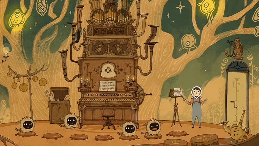 Обзор игры Luna: The Shadow Dust - отзывы игроков и мнение критиков в комментариях