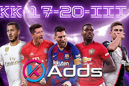 KK Patch Converted From PES 2020 V3 AIO - PES 2017