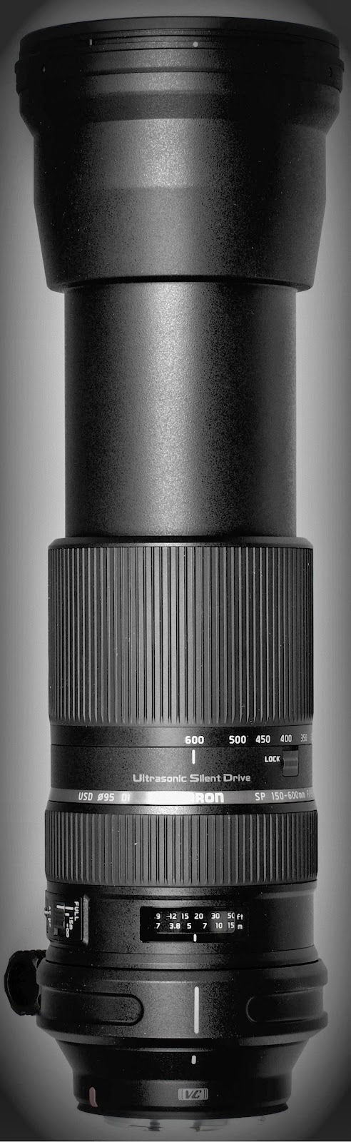 Tamron SP 150-600mm F/5-6.3 Di VC USD. (Manual de uso)