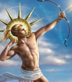 deus do sol