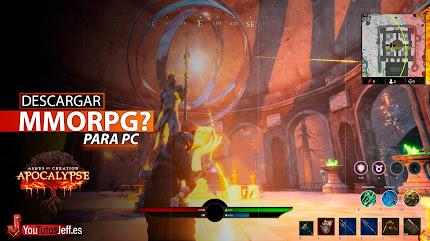 MMORPG Battle Royale? Descargar Ashes of Creation para PC