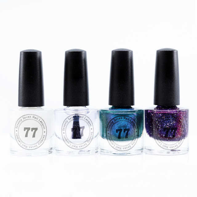 Seventy-Seven Nail Lacquer Anniversary Limited Edition Set