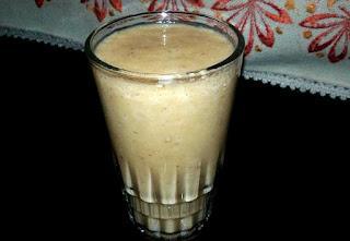 Yummy Sapodilla Chikoo Milkshake Recipe