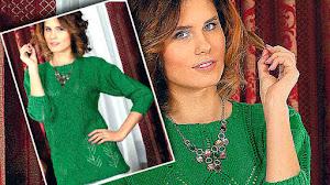 Suéter para tejer en Dos Agujas / Patrones